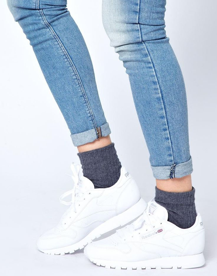 Reebok | Reebok Classic Leather Trainers at ASOS