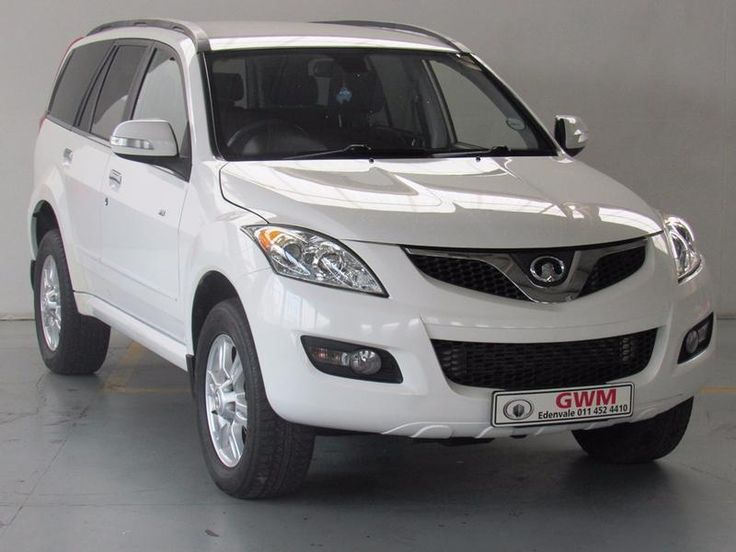 2013 GWM H5 2.0VGT Lux Auto for sale