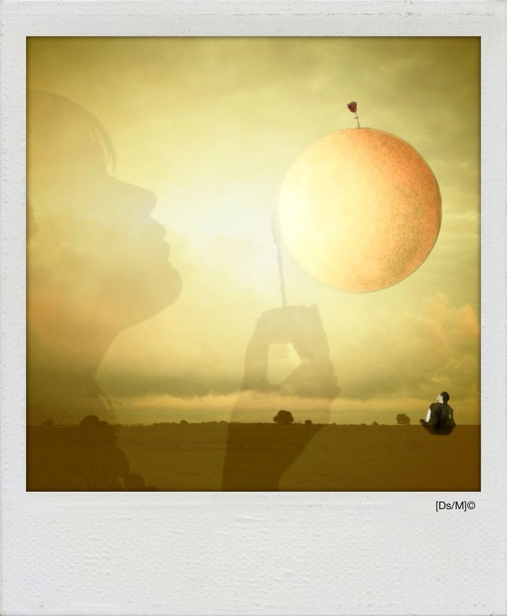 """TRAMONTI SULL'ANIMA """".............Quando negli Stati Uniti è mezzogiorno tutto il mondo sa che il sole tramonta sulla Francia.  Basterebbe poter andare in Francia in un minuto per assistere al tramonto. Sfortunatamente la Francia e troppo lontana. Ma sul tuo piccolo pianeta ti bastava spostare la tua sedia di qualche passo e potevi guardare il crepuscolo tutte le volte che lo volevi… """"Un giorno ho visto il sole tramontare quarantatré volte!"""" E hai aggiunto: """"Sai.. quando si e molto tristi si…"""