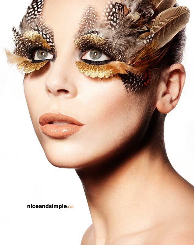 22 best My work - #Beauty & #Creative #makeup images on Pinterest ...
