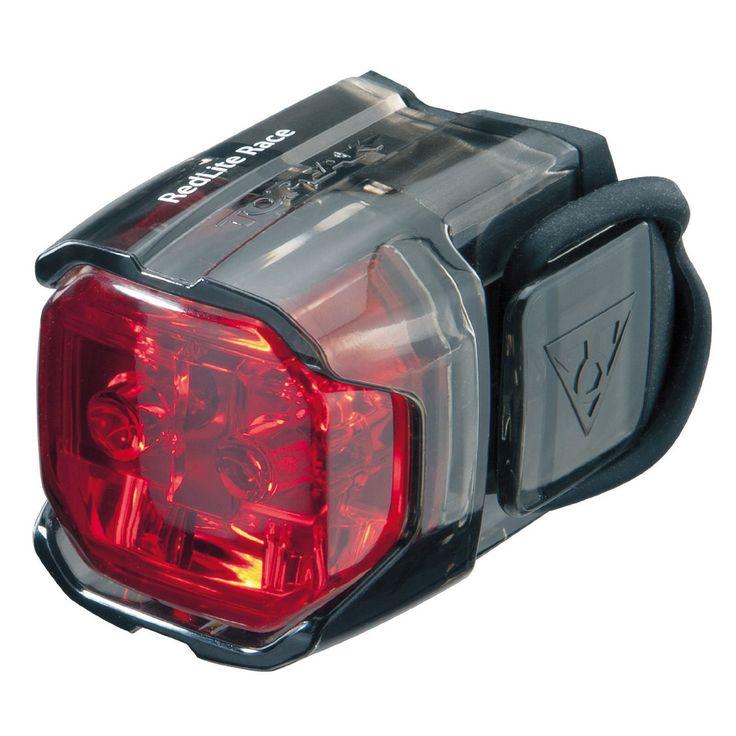 Amazon.com : Topeak RedLite Race Tail Light : Bike Taillights : Sports & Outdoors