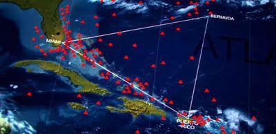 10-3 Misteri Segitiga Bermuda Yang Melegenda | daftarinfo : banyak tau banyak ilmu