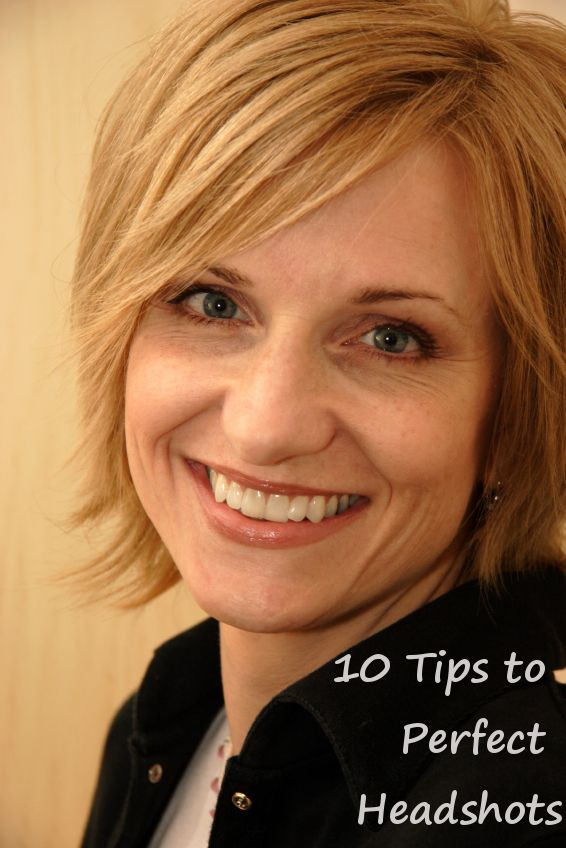 10 Tips for Perfect Headshots | Backdrop Express Photography Blog