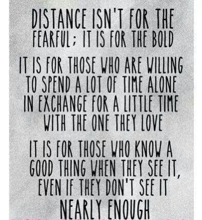 how to keep my long distance relationship strong