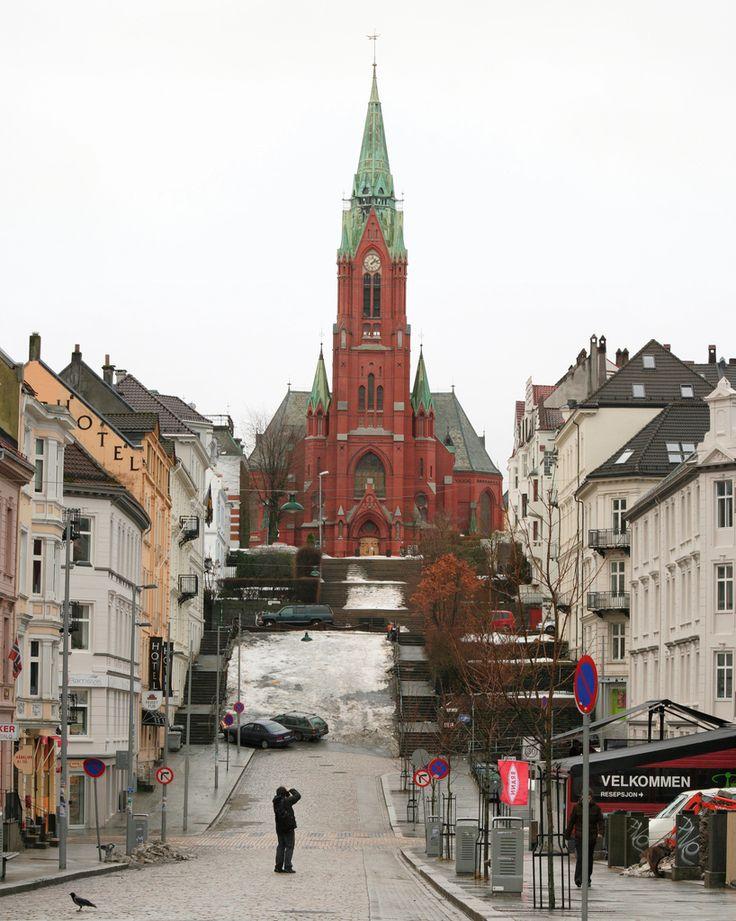st john church bergen norway - Google Search