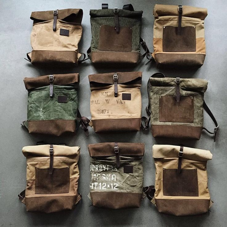 atelierdelarmee: We finally found the time to make some on of a kind rolltop backpacks again. We remade the gradient packs, German rainpattern camouflage, French army linen kit bags and a rare Czech army transporter bag. They will be added this week. #atelierdelarmee #rolltopbackpack #handmadeinholland #oneofakind #repurposed #upcycle (bij Amsterdam, Netherlands)