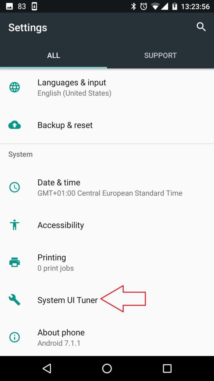 Az Androidban van egy titkos menü kísérleti opciókkal