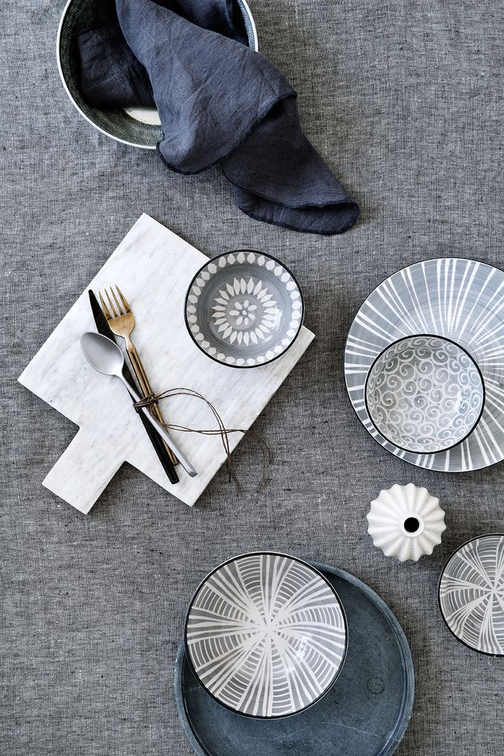Home Decor // Wedding Wish List // Grey Home Decor // Broste Copenhagen S/S15