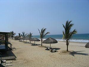Punta Sal es un balneario ubicado en el distrito de Canoas de Punta Sa,l al norte del Perú.