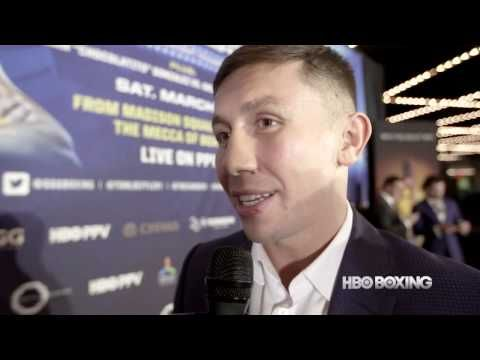 HBO Boxing News: Gennady Golovkin Interview (HBO Boxing)