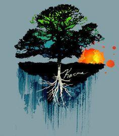 tree of 4 seasons tattoo - Google Search
