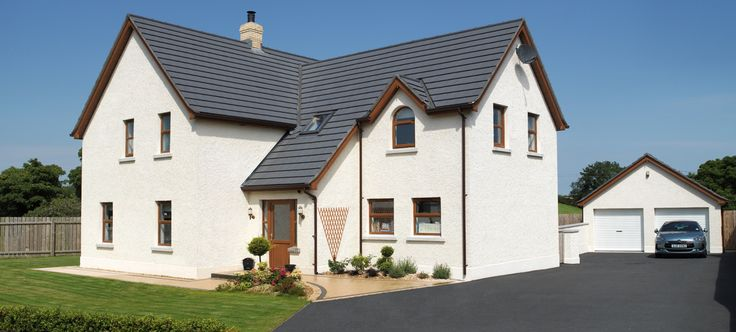 Silicone FT & Silicone Roughcast, Co. Down | K Rend