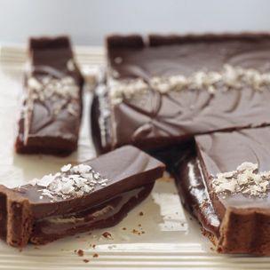Chocolate Caramel Tarte - My sweet tooth is ignited