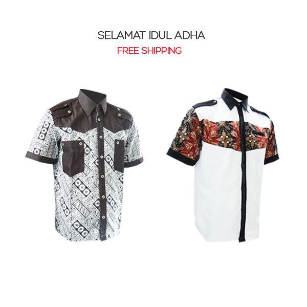 SELAMAT IDUL ADHA Free Shipping all over Indonesia  #iduladha #freeshipping #freeongkir #kemejabatik #leberan #kemejabatikmedogh #batikpria #batikyogyakarta #batikindonesia   http://medogh.com/baju-batik-pria