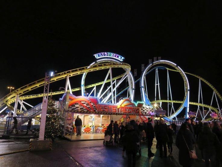 Mein Besuch auf dem Hamburger Winterdom 2017, Heiligengeistfeld in Hamburg. Jede Menge Fahrgeschäfte, vom Karussell bis zur Achterbahn ist so ziemlich alles mit dabei.  Der diesjährige Winterdom findet vom 03.11.2017 bis zum 03.12.2017 statt, wenn du den Winterdom bisher noch nicht besucht hast, d