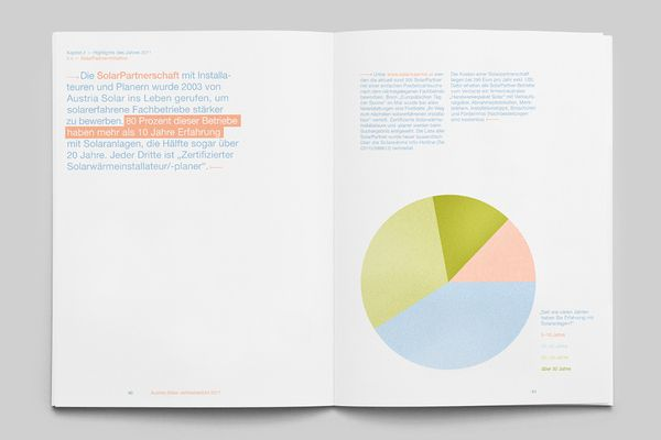 MagSpreads Editorial Design and Magazine Layout Inspiration: The Solar Annual Report — Designspiration