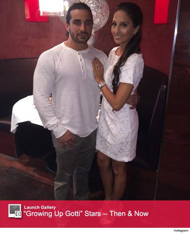 John Gotti Agnello, the 28-year-old son of Victoria Gotti and Carmine Agnello, married his longtime girlfriend, Alina Sanchez,.