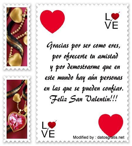 enviar postales del dia del amor y la amistad,enviar frases y tarjetas del dia del amor y la amistad: http://www.datosgratis.net/feliz-dia-de-san-valentin-para-mis-amigos/