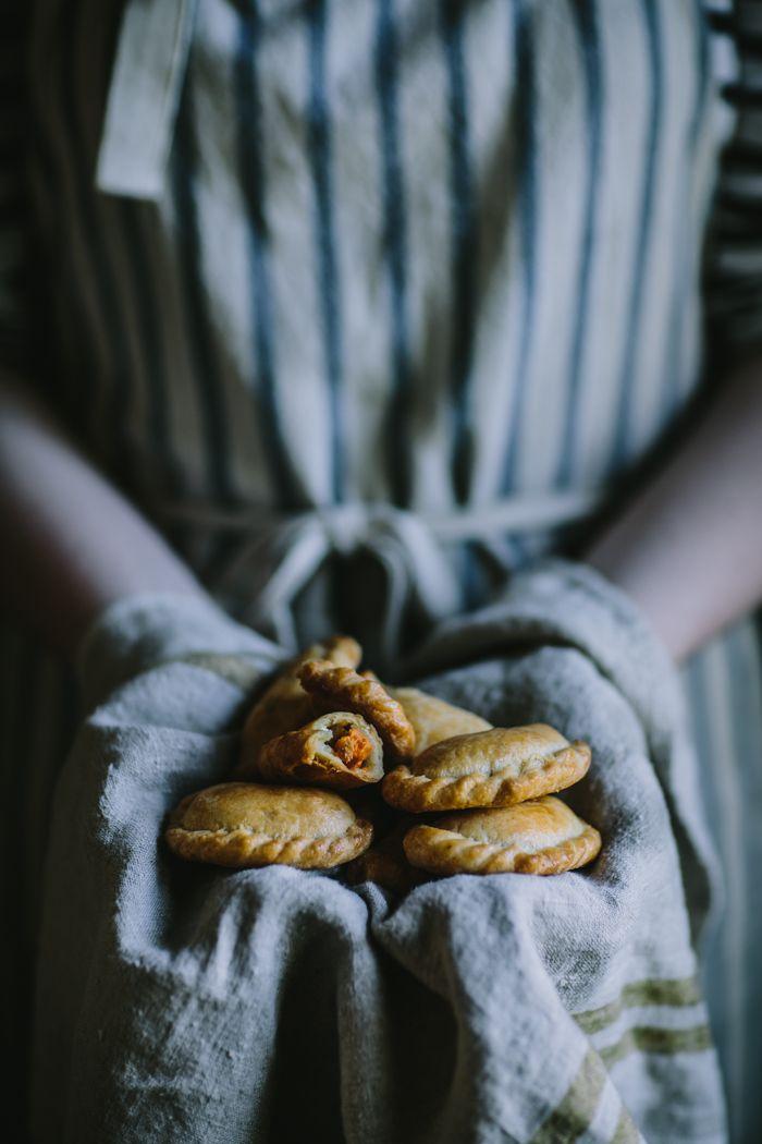 Root Vegetable & Feta Empanadas by Eva Kosmas Flores | Adventures in Cooking
