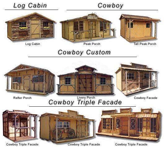 Inform California House Design: Southern California Custom Wood Rustic Shed Builder