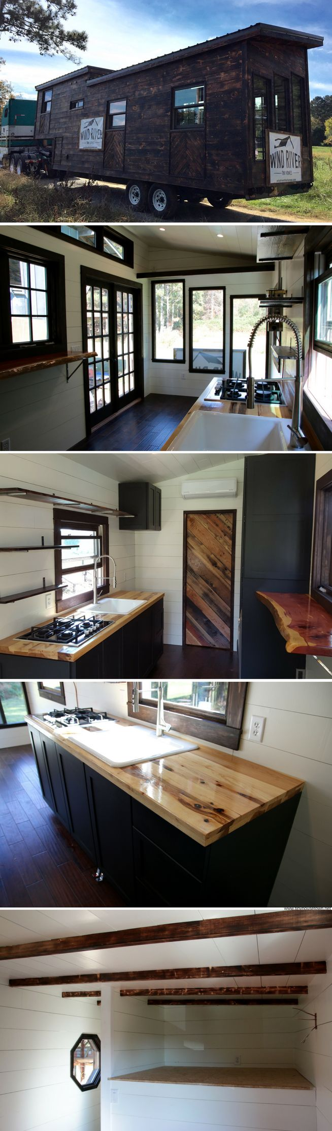 The Pheonix by Wind River Tiny Homes