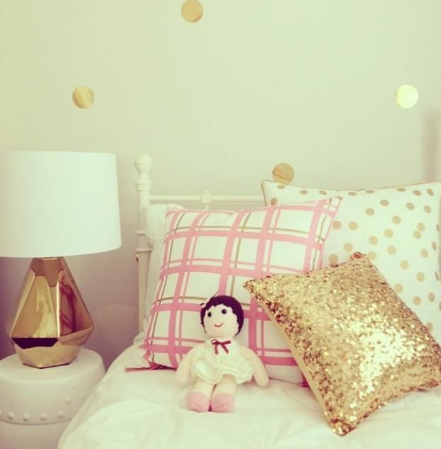 bedroom color schemes pictures pink amp gold room s bedrooms 14230