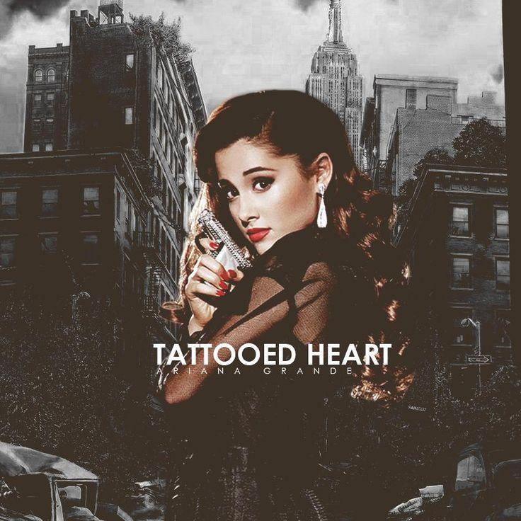 1000 ideas about ariana grande tattoo on pinterest for Tattooed heart ariana grande