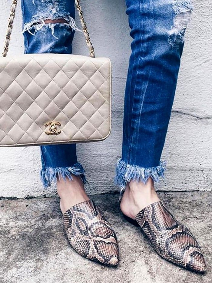 This Brand Makes the Trendiest Shoes                              …