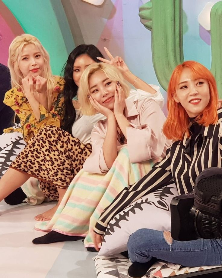 Mamamoo | Hello Counselor