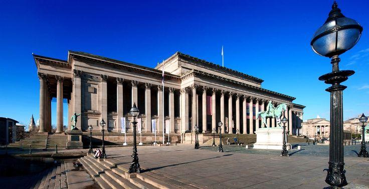 St Georges hall Liverpool