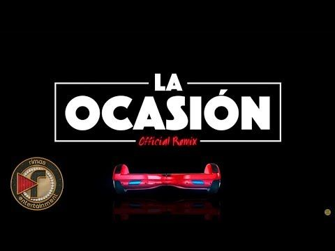 Ozuna, De La Ghetto, Farruko, Nicky Jam,Arcangel,J Balvin,Daddy Yankee,Zion,Anuel - La Ocasion Remix - YouTube