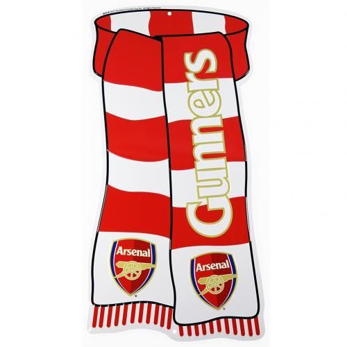 Arsenal F.C. Show Your Colours Sign f42shoar   $10.95