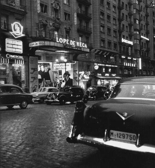 Madrid 1950s