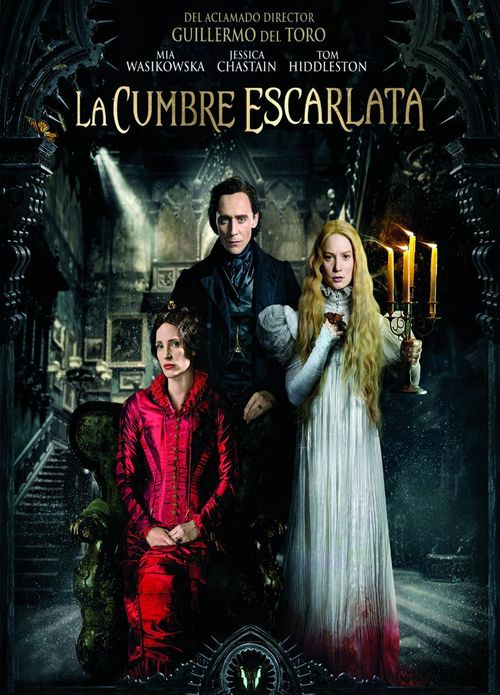 Watch Crimson Peak (2015) Full Movie Online Free