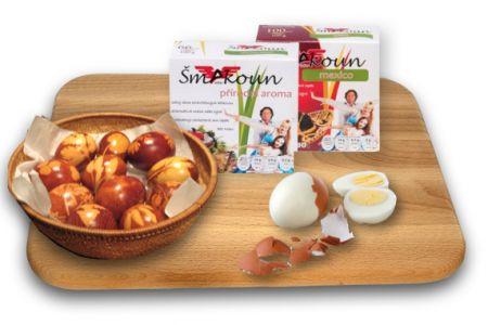 Vajíčkové dobroty se Šmakounem