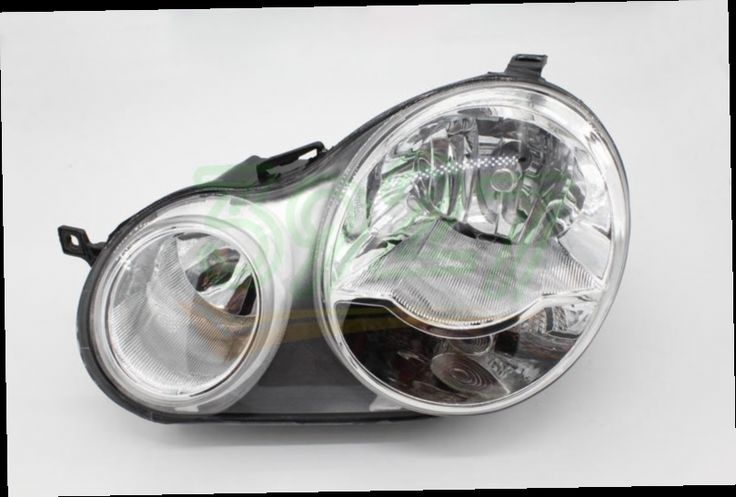 44.78$  Watch now - http://aliaw1.worldwells.pw/go.php?t=32697008424 - Auto Car Styling Head Light Head Lamp Housing/Case Assembly Without Bulbs For VW POLO 2002-2005 44.78$