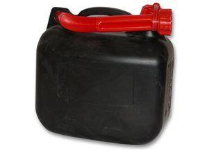 Plastový kanystr 5 l pro pohonné hmoty