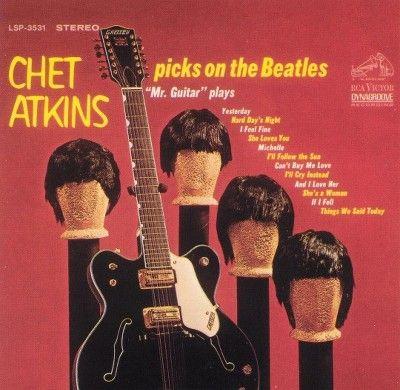 Chet Atkins - Chet Atkins Picks on the Beatles (CD)