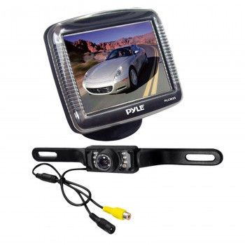Day/Night Vision Backup Camera System