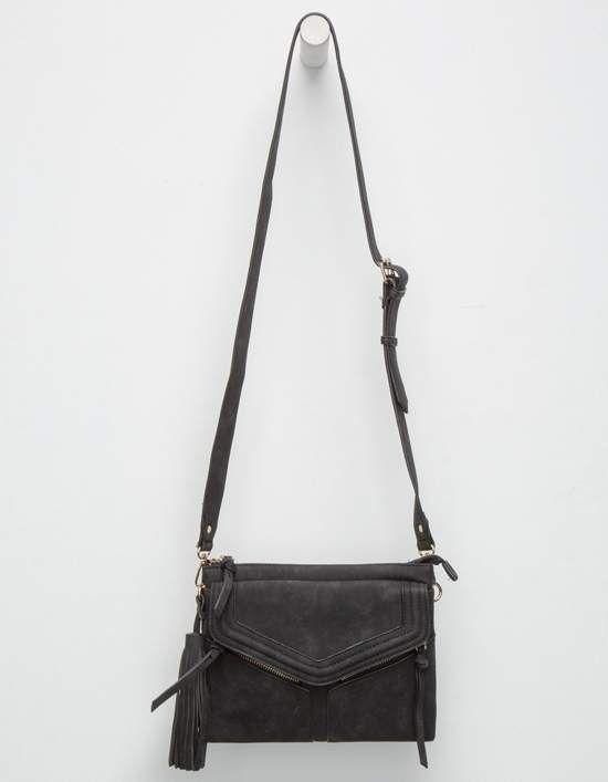 VIOLET RAY Leanna Tassel Crossbody Bag  (also at amazon - https://www.amazon.com/dp/B01MQURQPI/ref=cm_sw_r_pi_dp_x_sbkyybBS257NH)