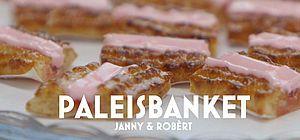Heel Holland bakt 2015 Paleisbanket . Heerlijk ouderwets koekje