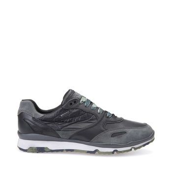 Explore Sandford Abx men's trainers in black. Shop Geox. Free and easy returns!