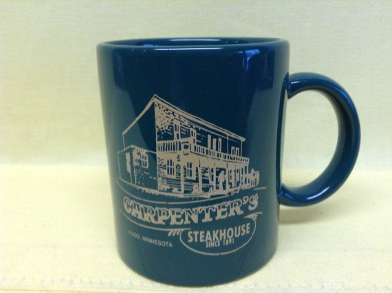 Carpenter's Steakhouse Hugo MN 100 Years by afunspottoshop on Etsy, $9.99