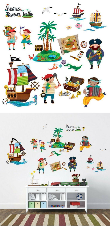 242 besten Kinderzimmer Pirat Bilder auf Pinterest | Piraten ...