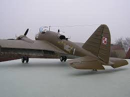 PZL 37 A Łoś (Polish Air Forces 1939)