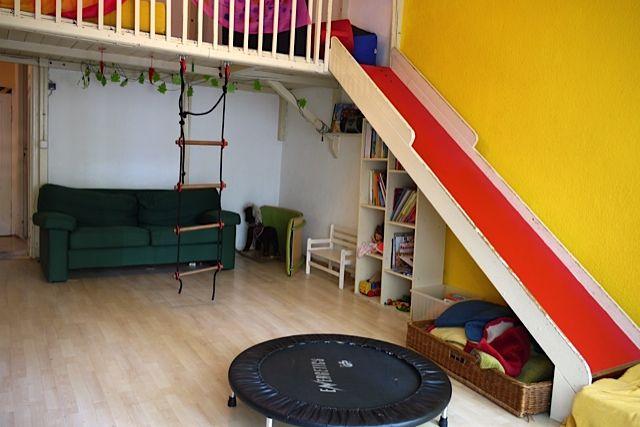 Kinderladen Meckerbeine e.V. | Räume
