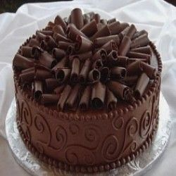 Cake Decorating Chocolate Curls : 17+ best images about Eating, Drinking