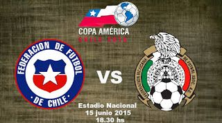 Blog de palma2mex : Chile vs México – Copa América