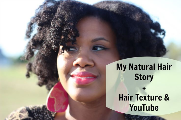 My Natural Hair Story| Hair Texture on YouTube