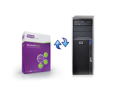 Many businesses use MYOB software to handle bookkeeping and reporting. Installing and setting up MYOB on one computer is easy, but having multiple MYOB data access within a network, or remote access to MYOB data can be challenging.